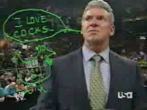 DX mess with mr.macmahon's mic