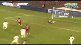 cfr cluj 0 1 gloria bistrita sferturi cupa romaniei 11 noiembrie 2010