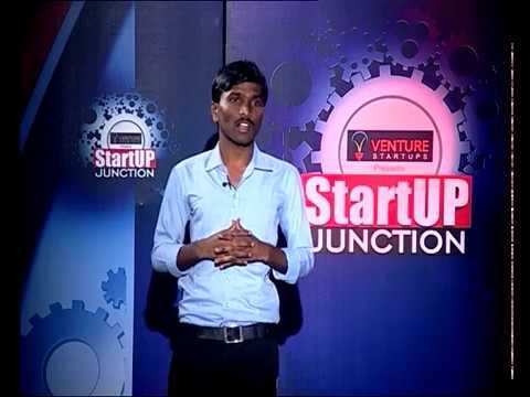 Weaverskart Com Founder Mr Venkat Sateesh Startup Junction