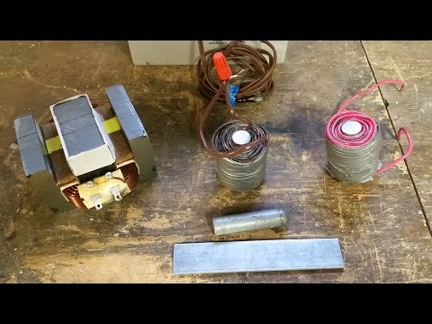 Easy Homemade Electromagnets