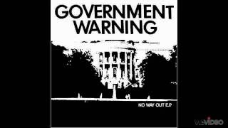 Watch Government Warning Ghost Town video