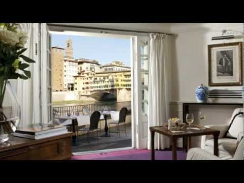Hotel Lungarno - Exclusive Holiday In Florence - Tuscany Luxury Hotels