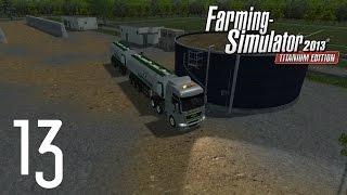 Farming Simulator 2013 (S3) Vojvodina. #13 - Навоз через край