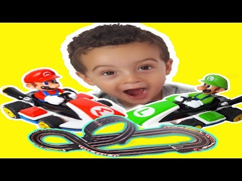 CIRCUIT MARIO KART !!! – MARIO KART RACING !!!
