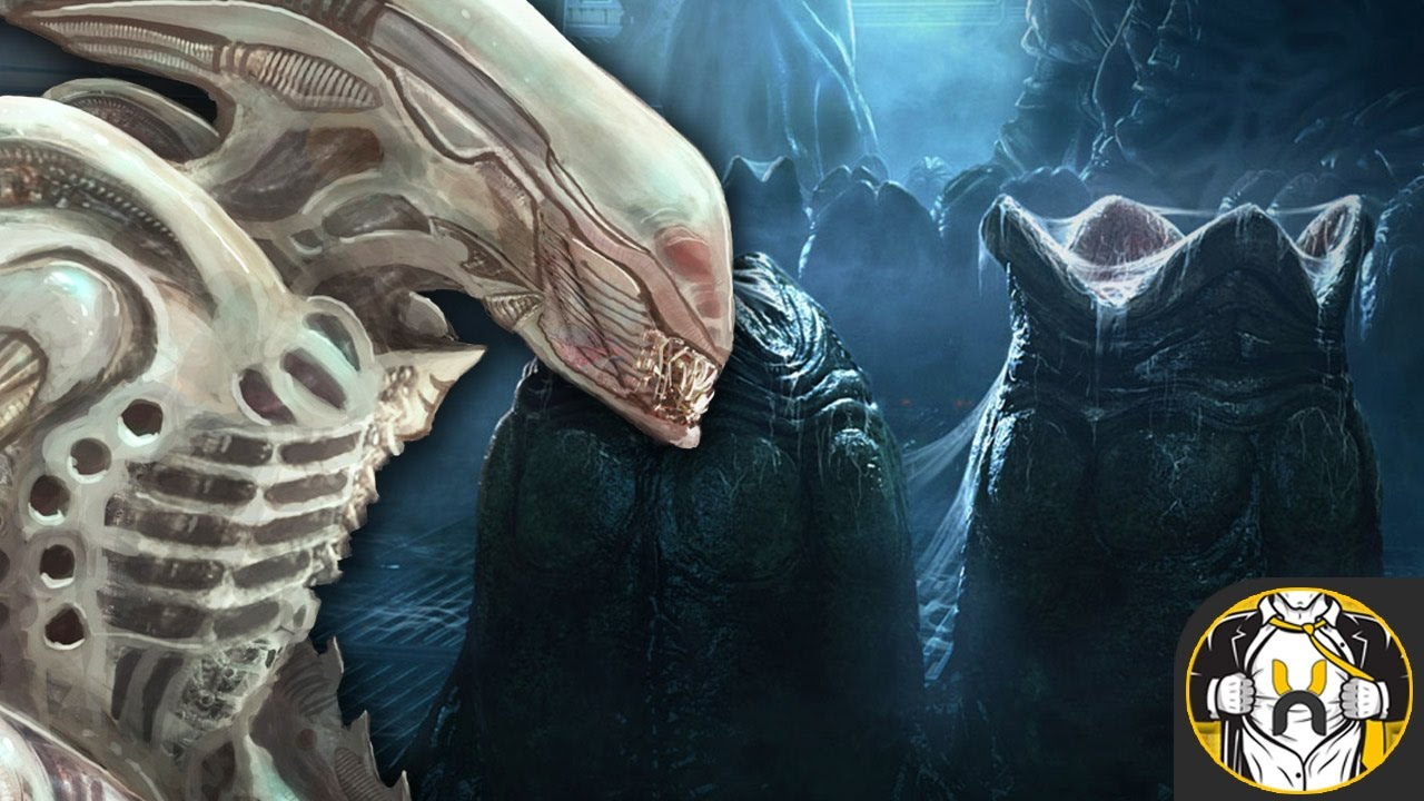 All Xenomorph Types - 0425