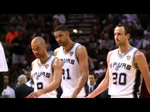 2014 NBA Finals: Game 1 Minimovie