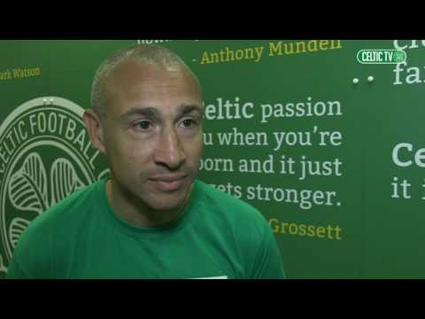 Celtic FC - Henrik Larsson