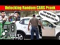 This is how thieves unlock cars by Hacking keyless tech device | educational video by unglibaaz