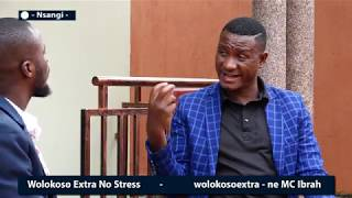 JACOBS NSAALI_will never forget how Tusker Project Fame opened his Music career_MC IBRAH INTERVIEW