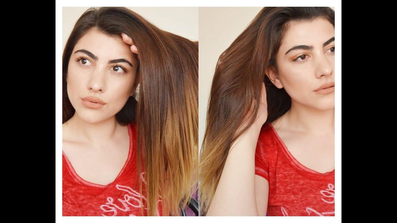 Kurumuş ve Yıpranmış Saçlar İçin Bakım