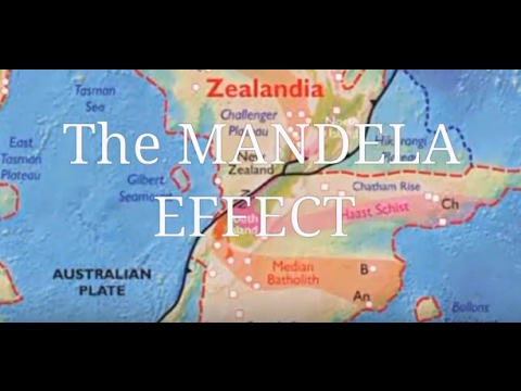 Mandela Effect: New Continent - Zealandia