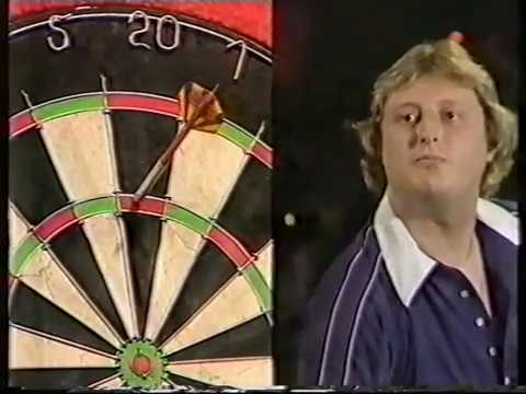 Eric Bristow V Tony Brown 1983 World Darts Championship Semi Final