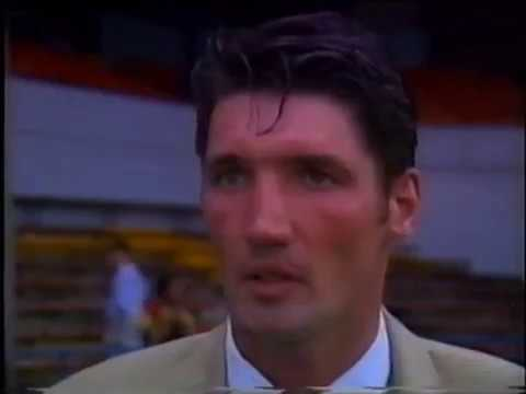 Two Goal Hero Mick Harford Returns to Luton