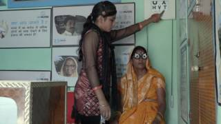 Innovative business models to bring vision care to underserved communities