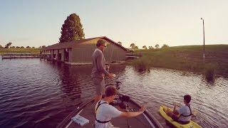 The Bass Fishing Taco Bell Challenge Ft. Jon B