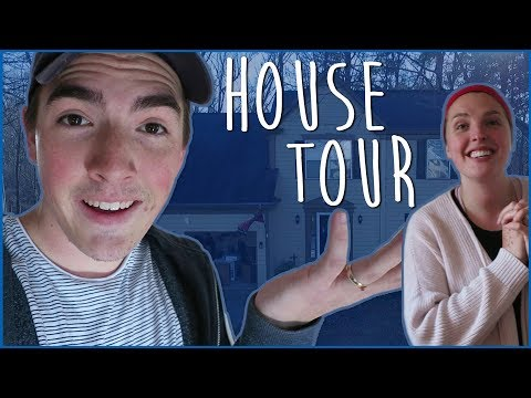 a TOUR of OUR HOUSE