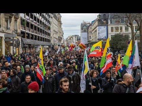 France's Strike: Another Symptom of Neoliberalism's Legitimation Crisis