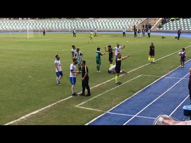 Bal Ligi Baraj Maçı | Yeni Amasyaspor 1-2 Merzifonspor (2.Yarı)