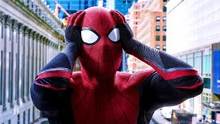 Spider-Man Identity Revealed To Whole World Scene | SPIDER-MAN FAR FROM HOME (2019) Movie CLIP HD