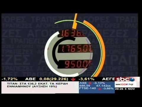 ΣΥΝΕΝΤΕΥΞΗ: Α.KATZOY /  Γ.ΧΡΙΣΤΟΠΟΥΛΟΣ @sbctv.gr (05 /11/ 15)