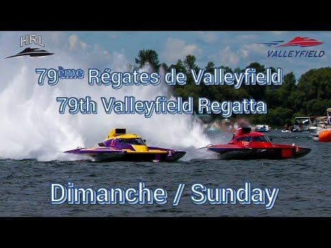 HRL 2017 - 79e Régates de Valleyfield [Dimanche \ Sunday]