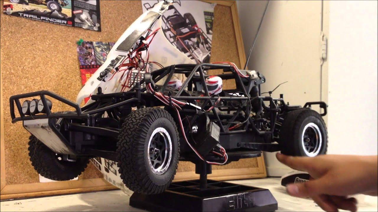 Mini Trophy Truck >> HRC : HPI MiNi TROPHY TRUCK SHOWCASE - YouTube