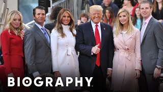 Donald Trump's Kids: Donald Jr., Ivanka, Eric, Tiffany, & Barron | Biography