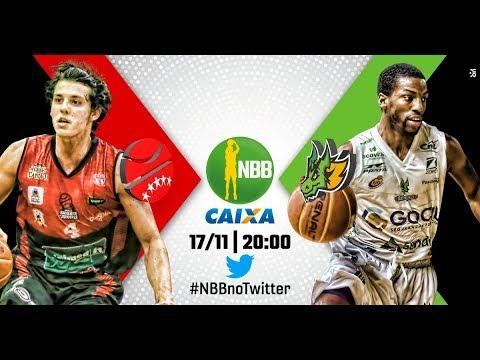 Joinville / AABJ 71 x 97 Bauru   17.11.2017   #NBBnoTwitter