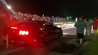 2011 gt500 turbo mustang vs ls swapped nitrous mustang at cash days