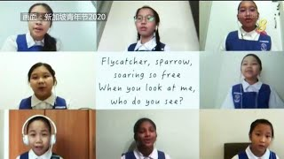 歌唱班放宽人数限制 导师仍谨慎确保学员遵守额外防疫条规 - YouTube