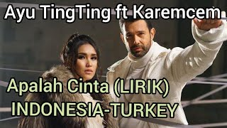Download (LIRIK) APALAH CINTA    Ayu tingting ft Keremcem