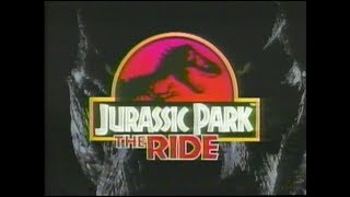 Jurassic Park- The Ride Commercial