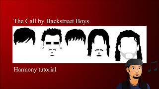 How to sing The Call by Backstreet boys