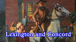 who fired first at lexington and An essay or paper on the colonists must have fired first on april 19, 1775 shots were fired at lexington green starting the revolutionary war nobody can seem to agree on who fired the first shot.
