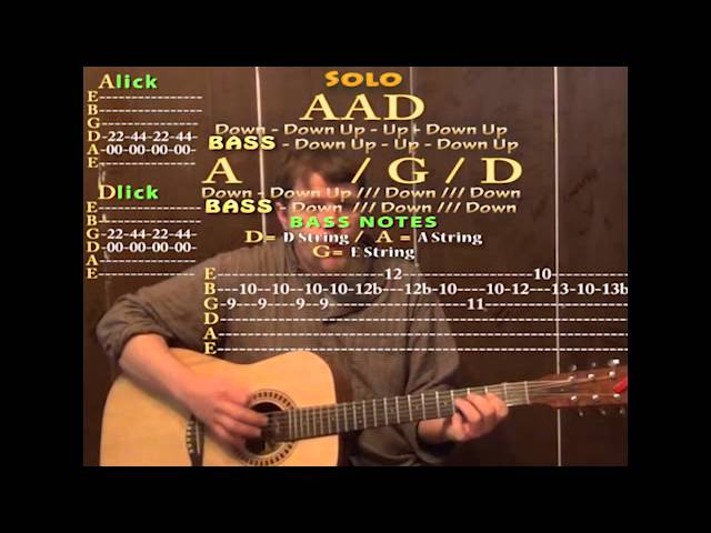 Get Back The Beatles Guitar Cover Lesson With Chords And Lyrics On
