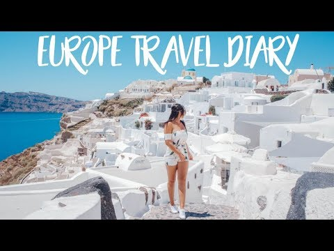 EUROPE TRAVEL DIARY | BEAUTYYBIRD