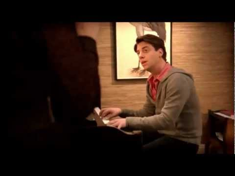 SMASH   Second Hand White Baby Grand   Tom Levitt   Christian Borle