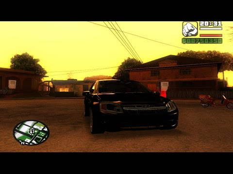 Обзор Grand Theft Auto. San Andreas - Russia Forever