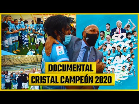 SPORTING CRISTAL: Campeón 2020 - DOCUMENTAL Histórico