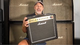 Buying a NEW Budget Marshall Tube Amp? Get this one!