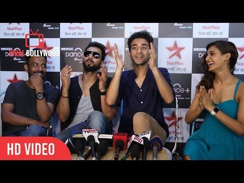 Dharmesh Yelande, Raghav Juyal, Shakti Mohan & Punit Pathak Full Interview | Dance + Season 2 Launch