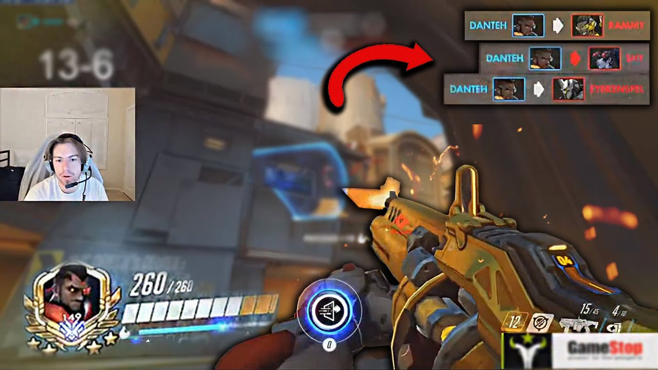 THIS is how RANK #1 DPS plays BAPTISTE!
