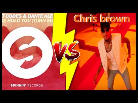 Chris brown questions VS let me hold you (turn me on)