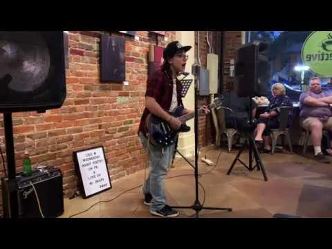 Ryan Cassata Performing Hot Springs, Arkansas In Hot Springs, Arkansas