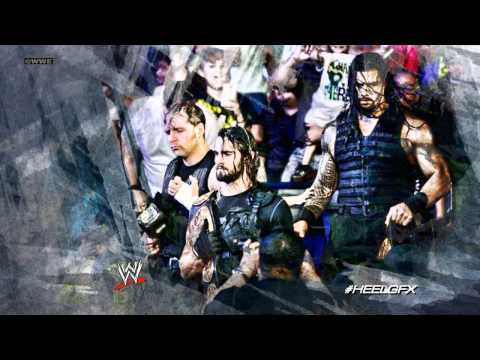 2013: The Shield 1st WWE Theme Song -