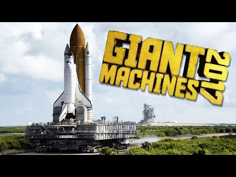 Giant Machines 2017 Gameplay - Moving the Shuttle! - Let's Play Giant Machines 2017 Part 6 |