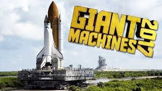Giant Machines 2017 Gameplay - Moving the Shuttle! - Let's Play Giant Machines 2017 Part 6
