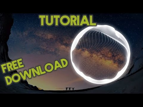 [Template] NoCopyrightSounds Visualizer Tutorial With After Effects | Introoke