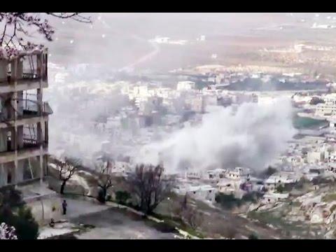 สหรัฐฯโจมตีพลาดฐานทัพซีเรียสังเวย80ศพ