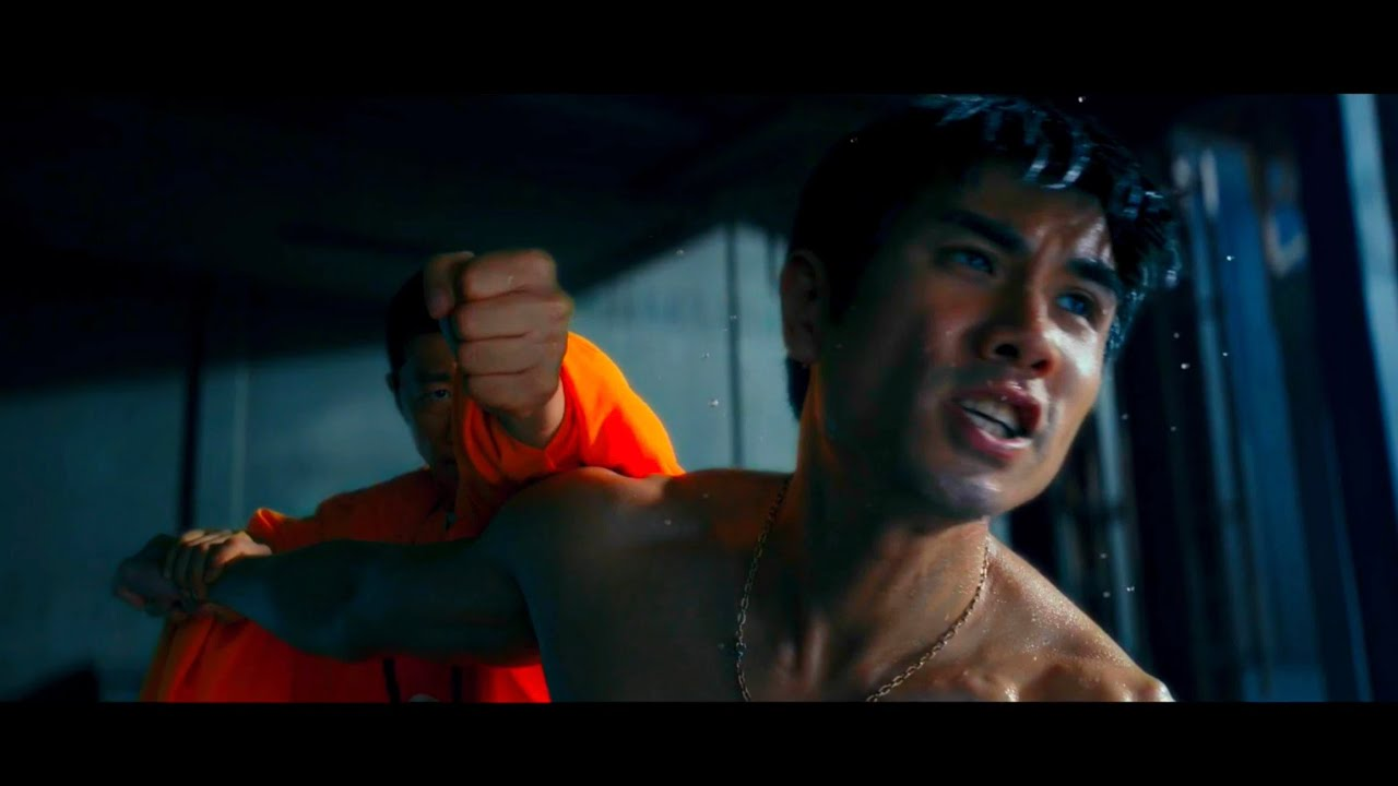 Bruce Lee VS Wong Jack Man (Birth of a Dragon) 2016 Tra